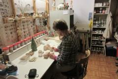 Atelier/Werktafel