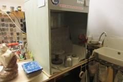 Atelier spuitcabine