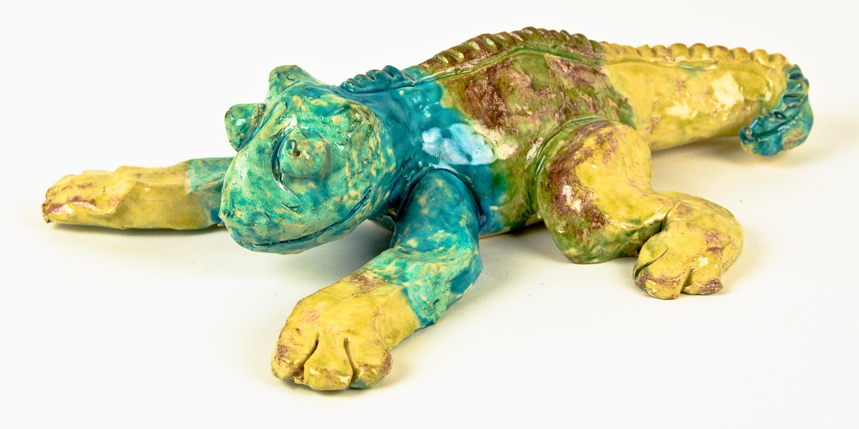 Gekleurde Salamander