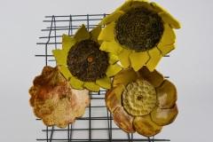 Zonnebloemen - fantasiebloemen