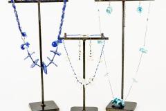 Blauwe -  Wit/blauw - Lichtblauw sets