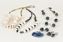 Regenboog - Zwart/witte  -Blauwe   sets