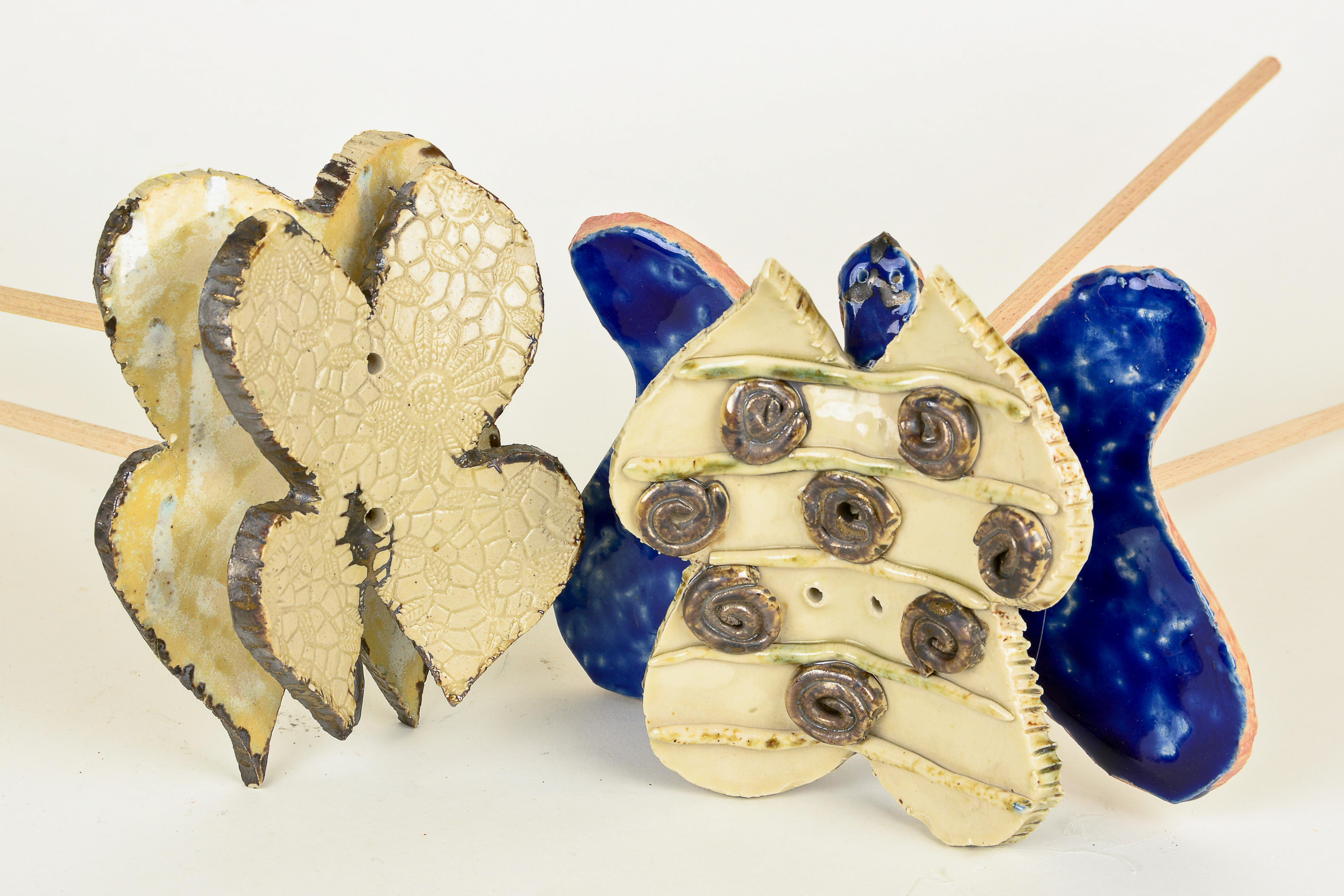 Dubbele vlinders